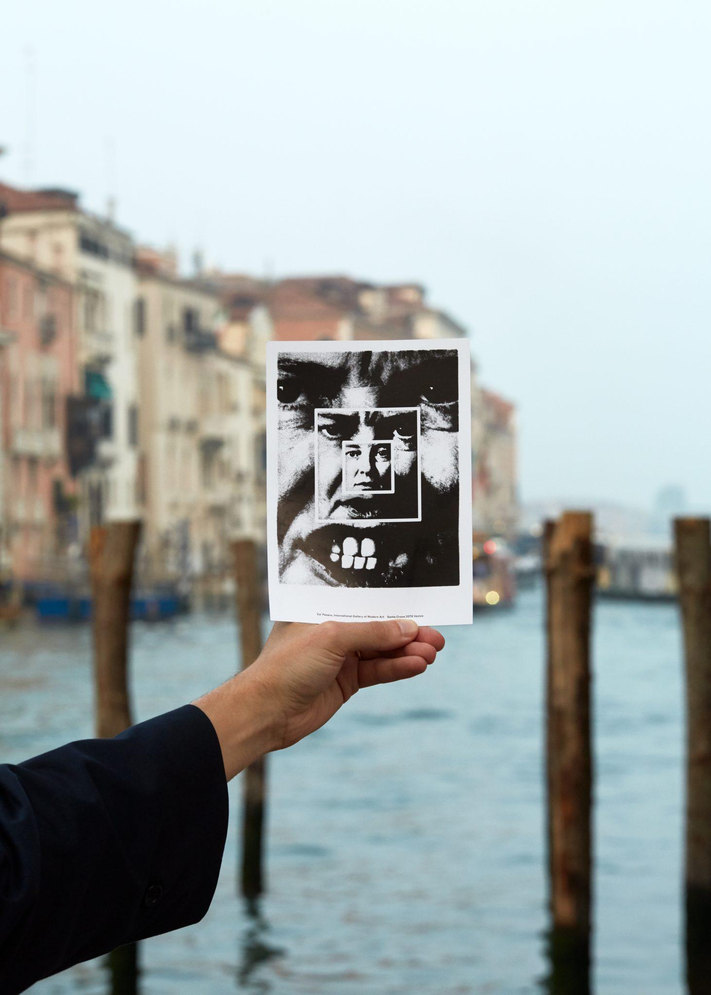 Thomas Adank - Breathless, Ca Pesaro Venice - Collaboration with REAL Foundation