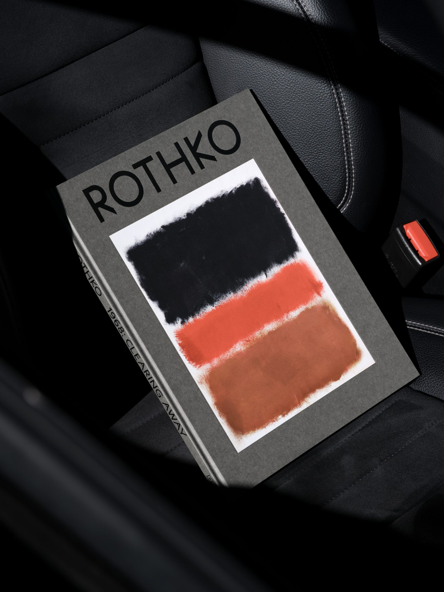 Thomas Adank - Mark Rothko 1968: Clearing Away