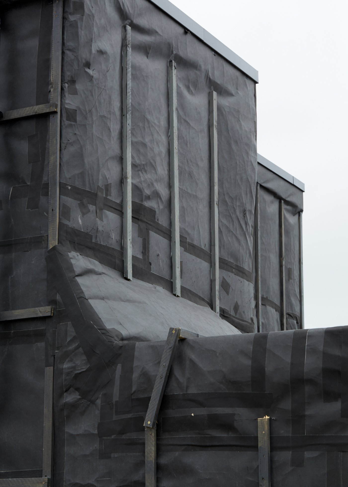 Collaboration with architects Christ & Gantenbein