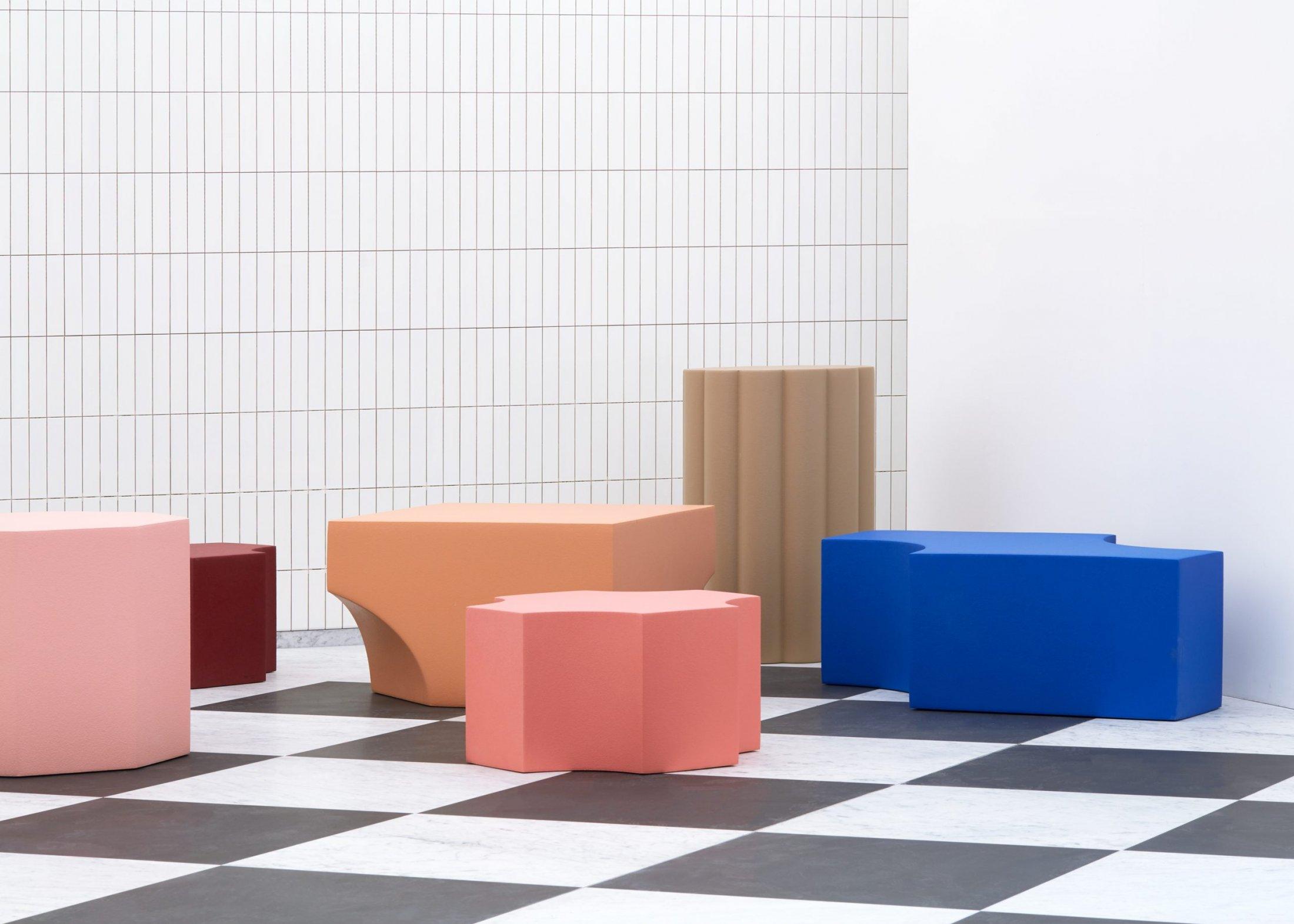 Furniture by architects Christ & Gantenbein