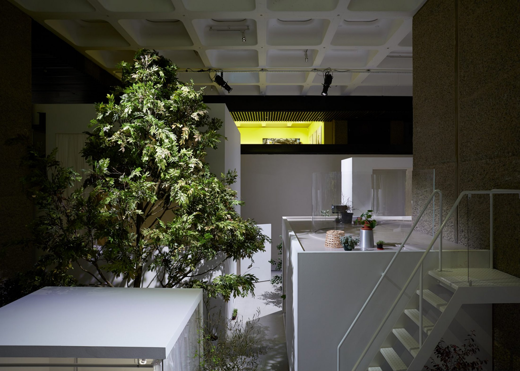 Thomas Adank - The Japanese House at the Barbican