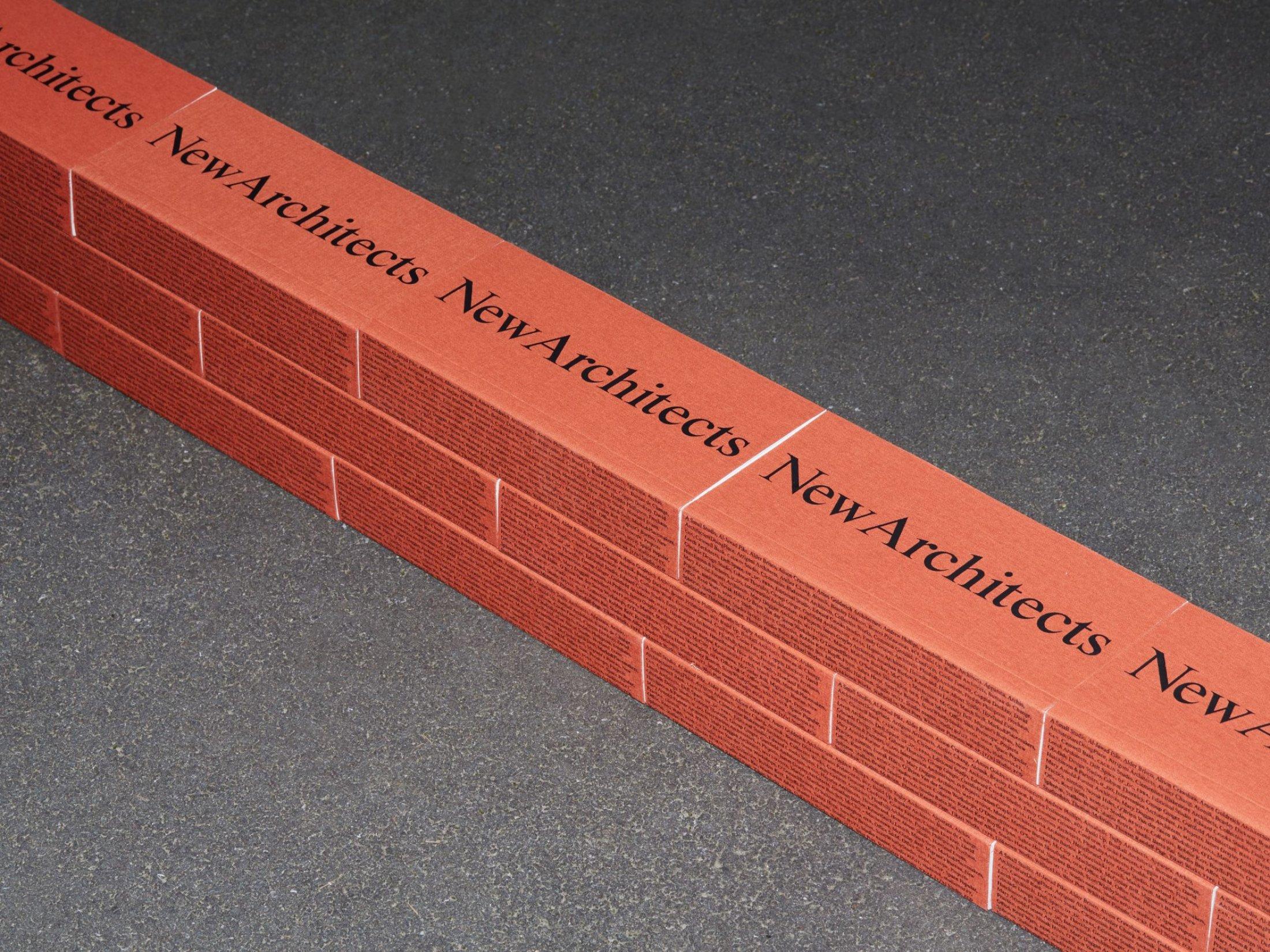 Thomas Adank - Architecture Foundation, New Architects 4